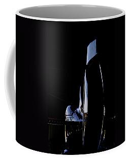 Rotor Tail  Coffee Mug by Paul Job
