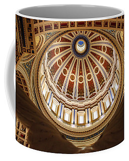 Rotunda Dome On Wings Coffee Mug