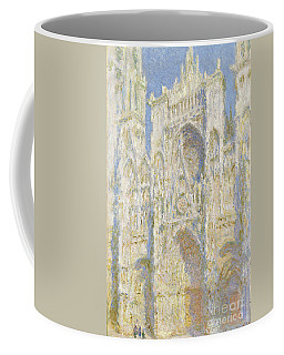Rouen Cathedral West Facade Coffee Mug