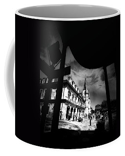 Round Corner Coffee Mug