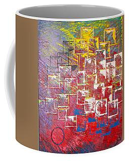 Round Peg Coffee Mug