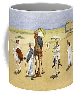 Round The Pyramids, From The Light Side Coffee Mug