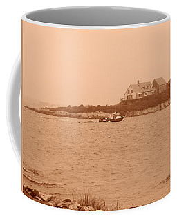 Rounding The Point Coffee Mug