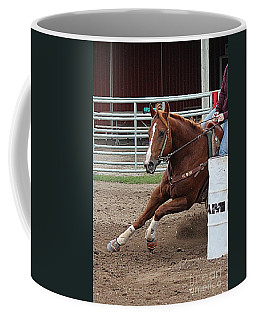 Rounding Third Coffee Mug