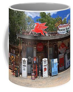 Route 66 - Hackberry General Store Coffee Mug