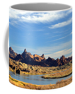 Route 66 Needles Mtn Range Two  Sold Coffee Mug