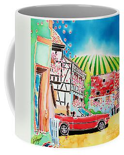 Route Des Vins Coffee Mug
