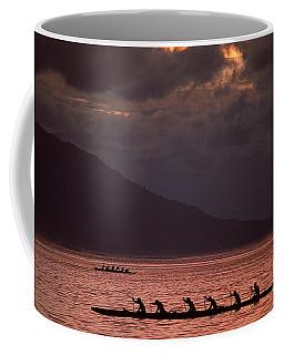 Rowing Teams Coffee Mug
