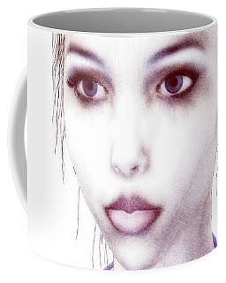 Roxie Close Coffee Mug