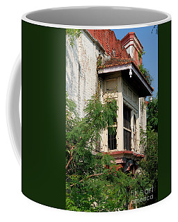 Royal Balcony Coffee Mug by Kiran Joshi