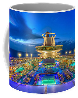 Royal Carribean Cruise Ship  Coffee Mug