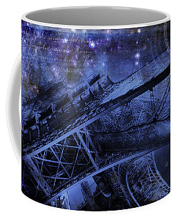 Royal Eiffel Tower Coffee Mug