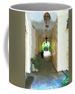 Royal Entrance Coffee Mug