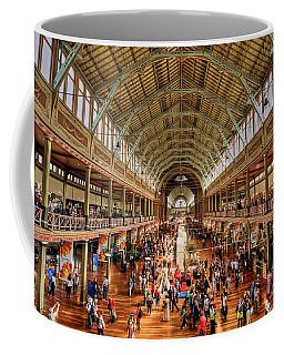 Royal Exhibition Building IIi Coffee Mug
