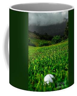 Coffee Mug featuring the photograph Royal Hawaiian Golf by Angela DeFrias