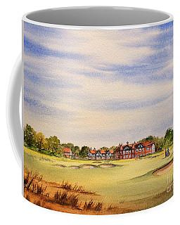 Royal Lytham And St Annes Golf Course Coffee Mug
