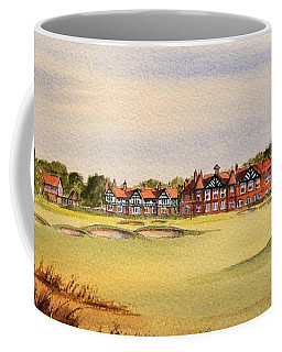 Royal Lytham And St Annes Golf Course Coffee Mug