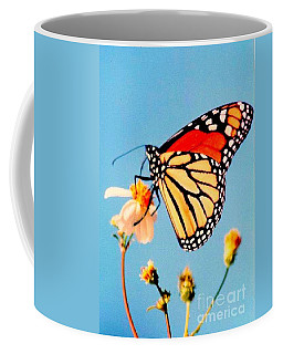 Coffee Mug featuring the photograph Mississippi Royal Monarch  by Michael Hoard