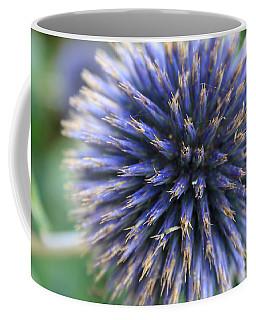Royal Purple Scottish Thistle Coffee Mug