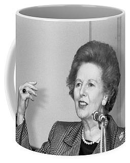 Rt.hon. Margaret Thatcher Coffee Mug