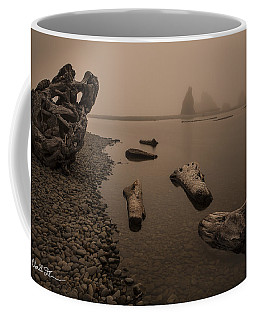 Ruby Beach Fog Coffee Mug