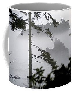Ruby Beach Washington State Coffee Mug