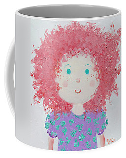 Ruby Coffee Mug by Jan Matson