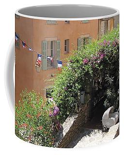 Rue De La Rose Coffee Mug