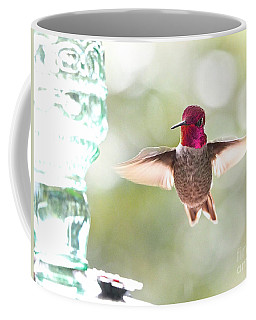 Rufous Hummingbird Coffee Mug