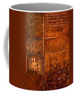 Rugged Cross Coffee Mug