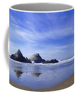 Rugged Reflections Coffee Mug