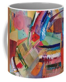Rugged Strokes Coffee Mug