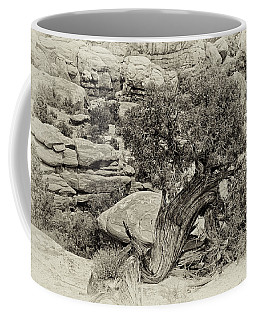 Rugged Tree Coffee Mug