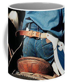 Rugged Wrangler Coffee Mug