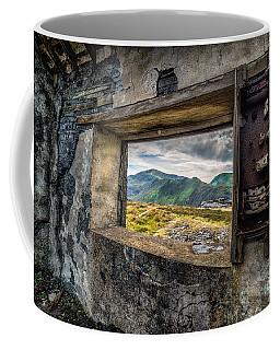 Ruin With A View  Coffee Mug