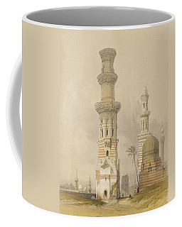 Ruined Mosques In The Desert Coffee Mug