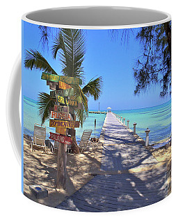Rum Point Coffee Mug