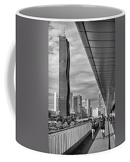 Run Across Viena Coffee Mug