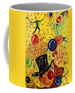 Run Away With A Circus Coffee Mug