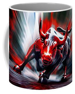 Run Coffee Mug by Az Jackson