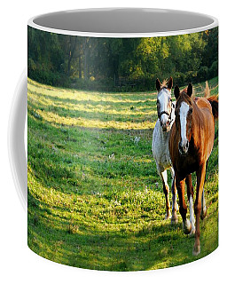 Run To Me Coffee Mug