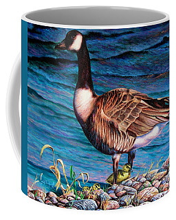 Running For Cover Coffee Mug