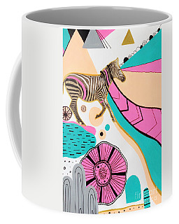 Running High Coffee Mug