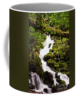 Coffee Mug featuring the photograph Running Wild by Suzanne Luft