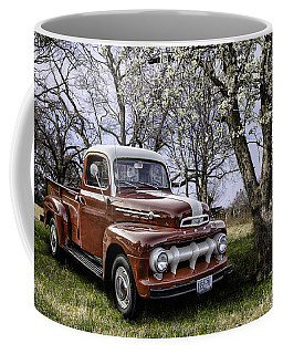 Rural 1952 Ford Pickup Coffee Mug