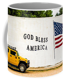 Rural America Wall Mural Coffee Mug