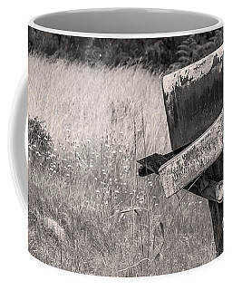 Rural Route Mail Call  Coffee Mug by Jean OKeeffe Macro Abundance Art