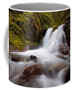 Rushing Cascades Coffee Mug