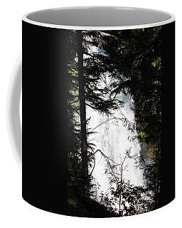 Rushing Through The Trees Coffee Mug