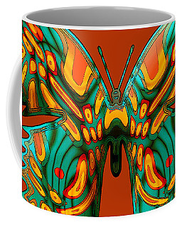Russetfly Butterfly Coffee Mug